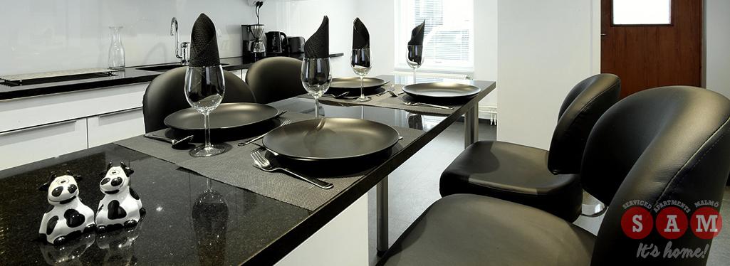 Serviced apartments Malmö