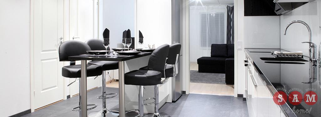 Serviced apartment Malmö